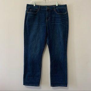 PLUS Guess Jeans Capris size 34
